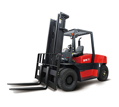 Given Forklifts Series