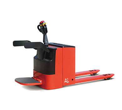 Full-automation pallet truck