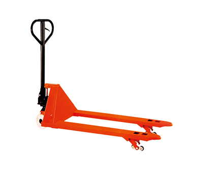 Manual hydraulic pallet truck