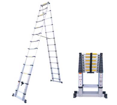 Telescopic Standing Ladder